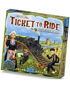 Ticket to Ride The Nederlands - tilleggspakke