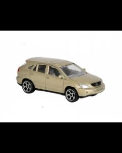 Majorette Street Cars 7.5 cm - Lexus RX400h