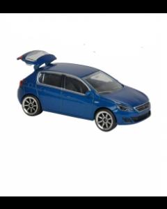 Majorette Street Cars 7.5 cm - Peugeot 308 GT