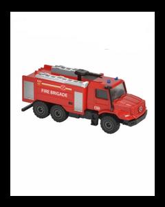 Majorette S.O.S biler 7.5 cm - Brannbil