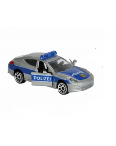 Majorette S.O.S biler 7.5 cm - Politi