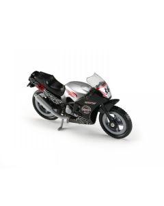 Majorette motorsykkel - svart