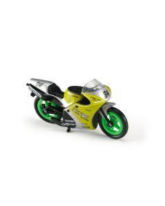 Majorette motorsykkel - lys grønn
