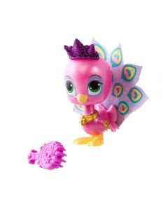 Disney Princess Palace Pets Furry Tail venner - Rapunzel`s peacock Sundrop