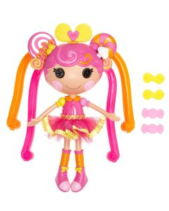 Lalaloopsy Stretchy Hair dukke