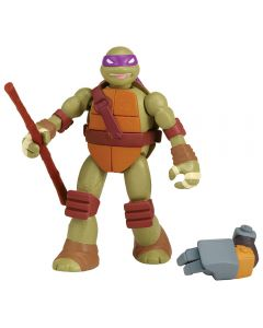 Turtles Mutations Mix&Match figur 12 cm - Donnie