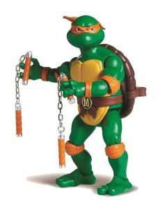 Turtles Retrofigur - Michelangelo