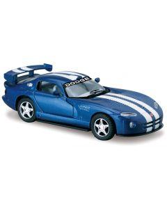 Dodge Viper GTSR 1:36 blå