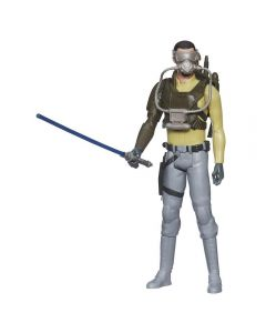 Star Wars Rebels Hero Mission figur Kanan Jarrus