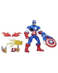 Marvel Super Hero Masher Battle Ugraders - Captain America