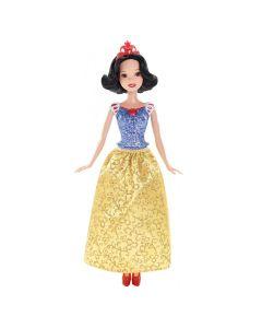 Disney Princess Sparkling Princess dukke - Snøhvit