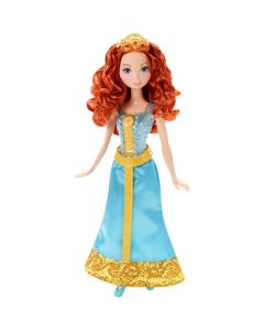 Disney Princess Sparkling Princess dukke - Merida