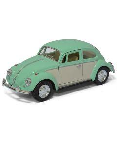 Volkswagen 1967 Classical Beetle Ivory Door 12cm - grønn