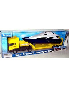Båttransport skala 1:48