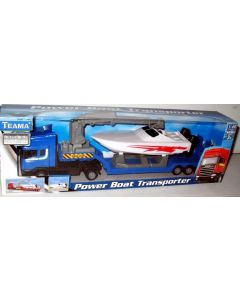 Racerbåttransport skala 1:48