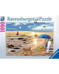 Ravensburger puslespill 1000 biter - Ready for summer
