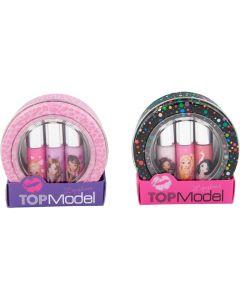 TOPModel lipgloss-sett - assortert
