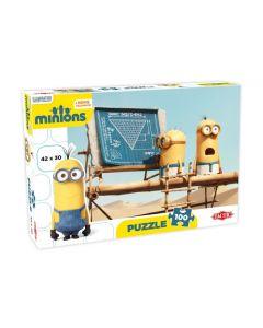 Minions puslespill 100 deler