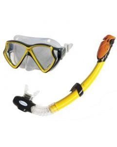 Intex dykkermaske og snorkel 6år+