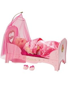 Baby Born Interaktiv prinsesseseng