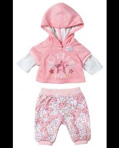 Baby Born Sporty klessett lys rosa