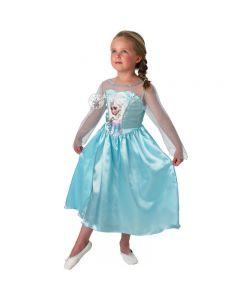 Disney Frozen Elsa Classic kjole - 128cm