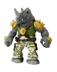 Turtles Mutations Mix&Match figur 12cm - Rocksteady