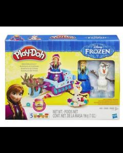 Play-Doh Disney Frozen Anna`s sledesett 196g