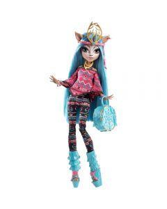 Monster High Brand-Boo student dukke - Isi Dawndancer