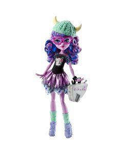 Monster High Brand-Boo student dukke - Kjersti Trollson