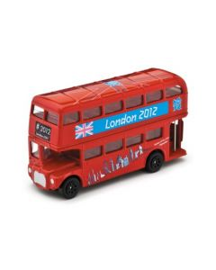 London 2012 Great British Classics Routemaster 1:64 skala -  Die Cast Tourbus