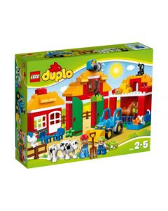 LEGO DUPLO 10525 Stor bondegård