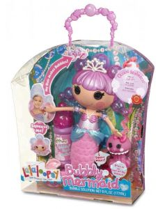 Lalaloopsy bubbly mermaid Ocean Seabreeze