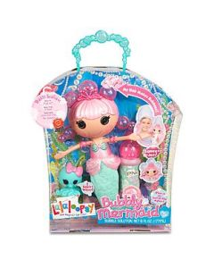Lalaloopsy bubbly mermaid Pearly Seafoam