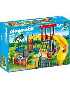Playmobil lekeplass 5568