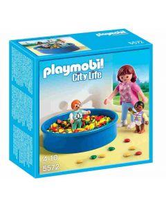 Playmobil ballbasseng 5572