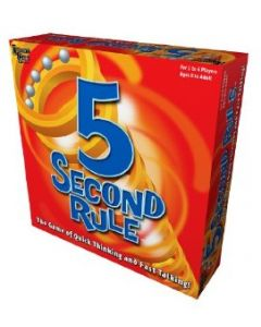 Damm 5 second rule - norsk versjon