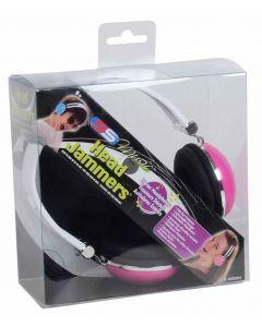 Headsett - rosa