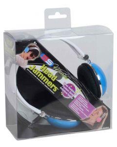 Headsett - blå