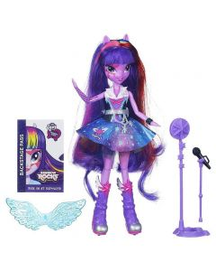 My Little Pony Feature Dolls that Rock - Twillight Sparkle