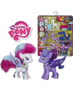 My Little Pony Pop Deluxe Multi Character Pack Rarity og Princess Luna