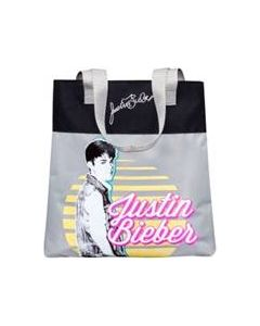 Justin Bieber shoppingbag