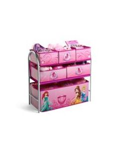 Disney Princess oppbevaringshylle