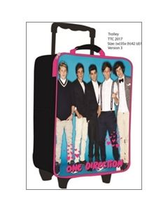 One Direction trillekoffert
