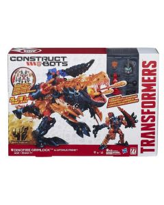 Transformers 4 CONSTRUCT-A-BOTS Dinofire Grimlock