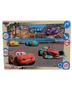 Disney Cars knottpuslespill