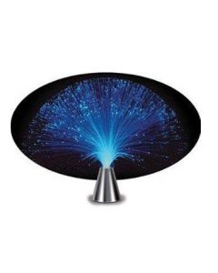 Fiberoptisk lampe