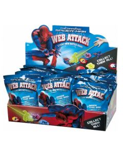SPIDER-MAN Web attack battle game