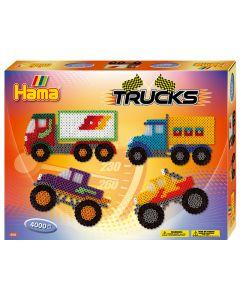 Hama Midi Truck Perler