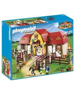 Playmobil Stor Hestegård
